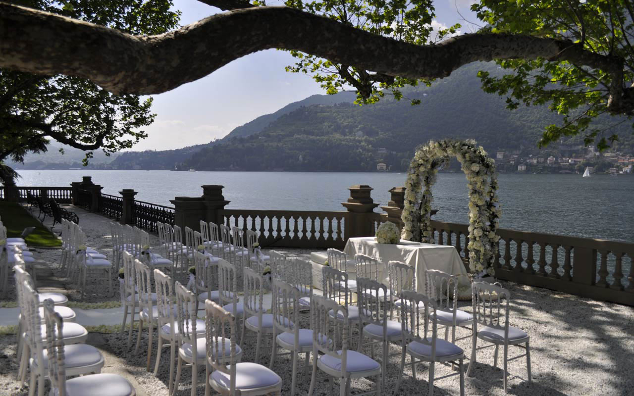 Lake como best wedding planners weddings and events organizer - Casta e diva ...